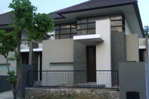 rumah dijual di Regensi Melati Mas