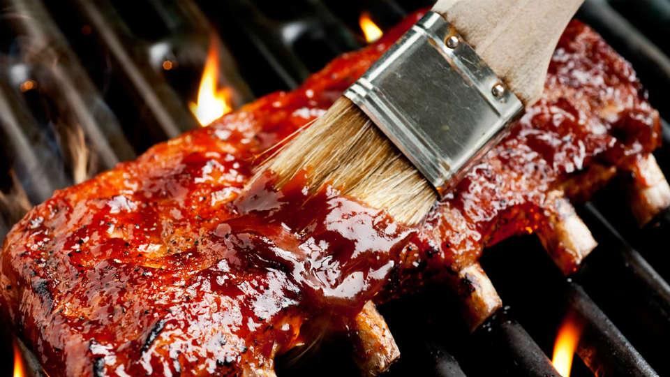 Belajar memasak barbeque yang baik bersamas Chef Donny
